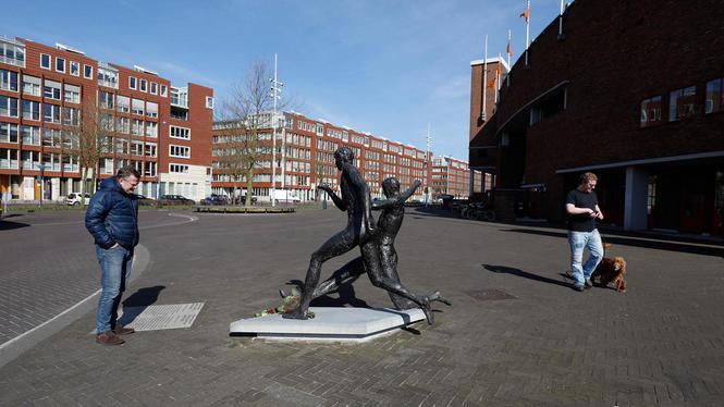 Johan Cruijff leeft door in Amsterdam